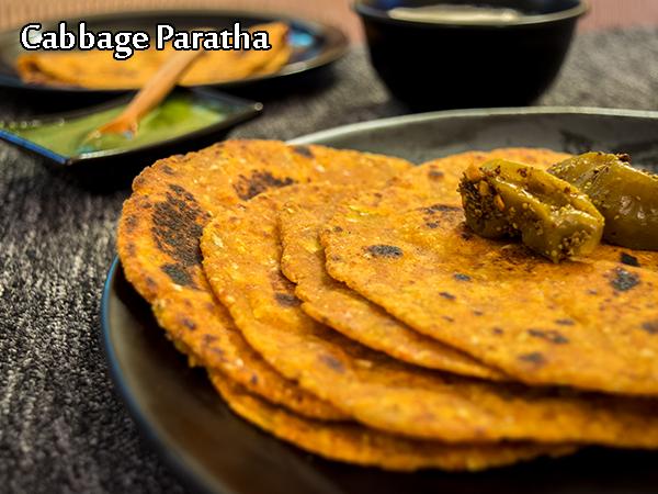 Low-calorie Cabbage Paratha Recipe: How To Prepare Patta Gobi Paratha At Home