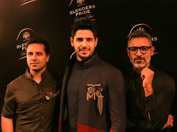 Style Met Class At The 17th Blenders Pride Fashion Tour, Kolkata