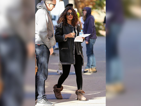 Priyanka Chopra's New Kick-ass Avatar For Quantico 3