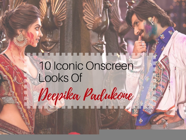 10 Iconic Looks Carried By Deepika Padukone In Her 10 Years Of Bollywood