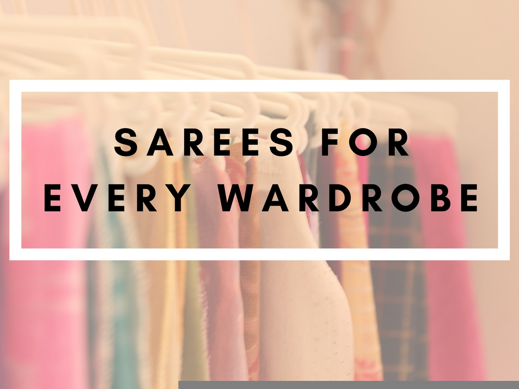 5 Types Of Unconventional Sarees Every Woman Should Own