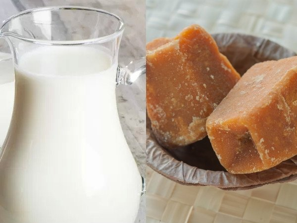 Drinking Milk + Jaggery During Winter Can Do These To Your Health