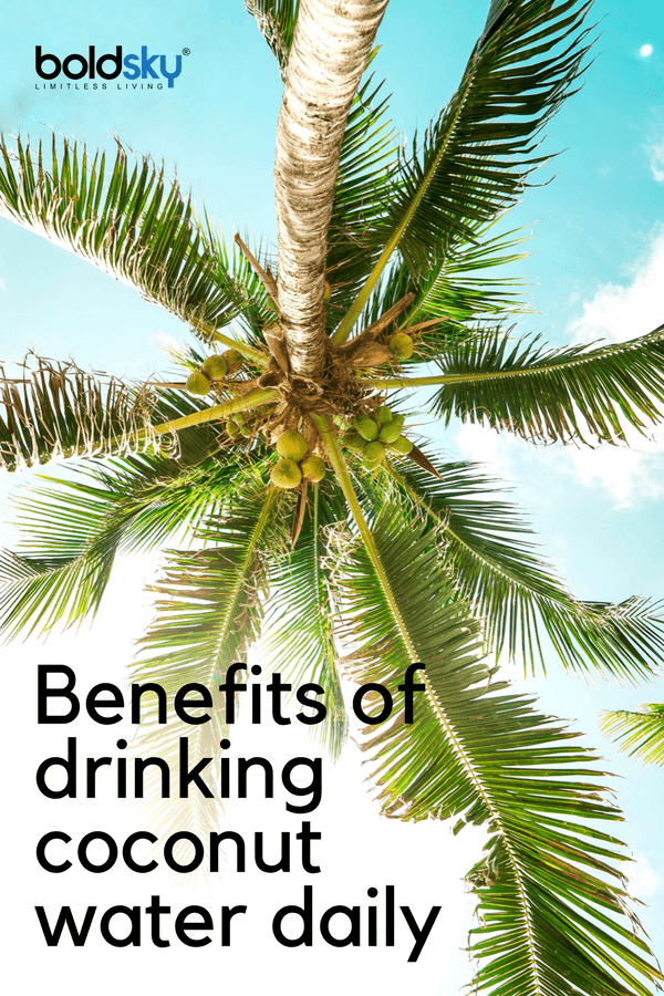 30 awesome health benefits of drinking coconut water daily