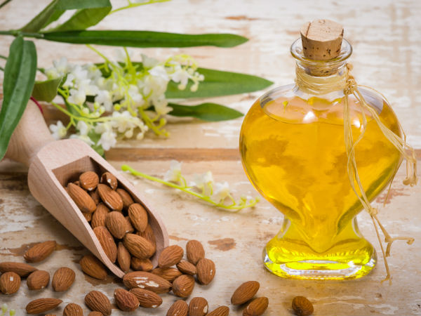 ways to use almond oil to get radiant and dewy skin