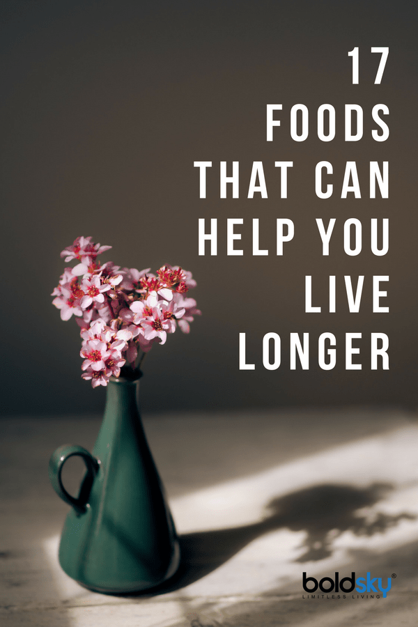 foods that can make you live longer