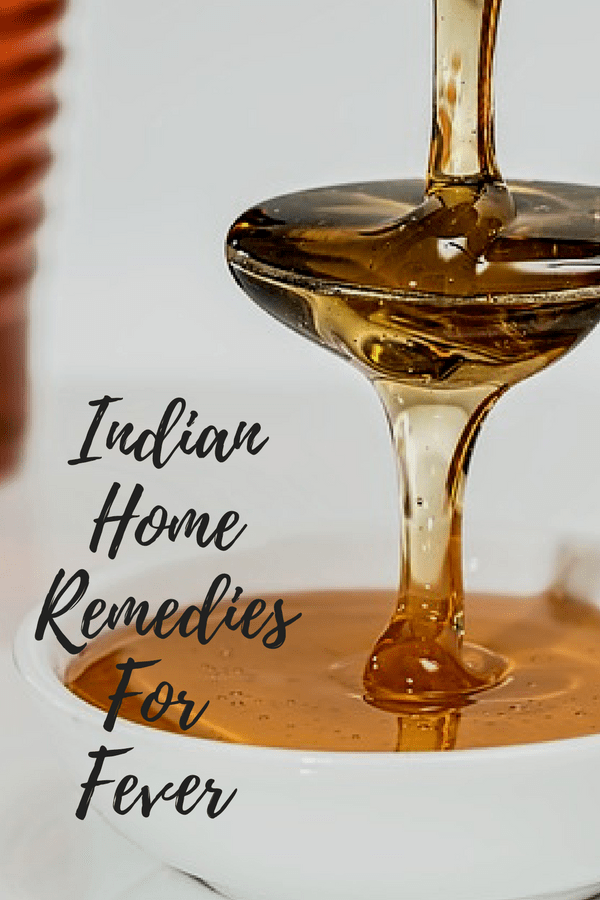 Indian home remedies for fever