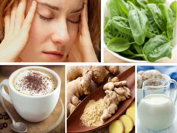 foods to fight migraine