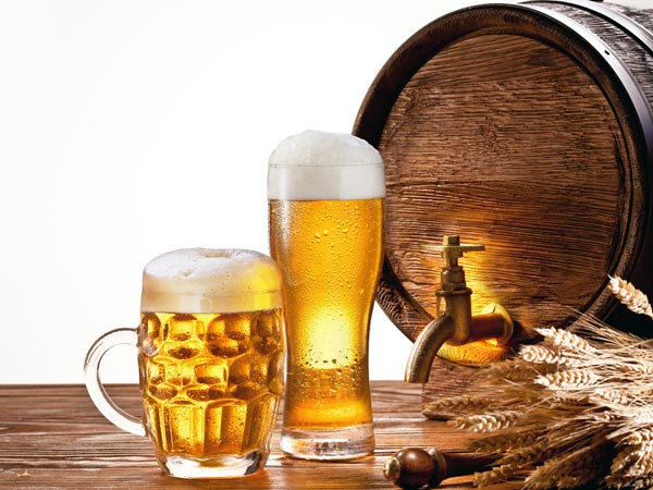 hair care treatment using beer
