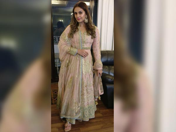 Huma Qureshi Looks Gorgeous In This Wedding Look