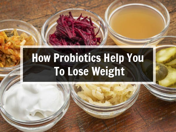 probiotics to lose weight