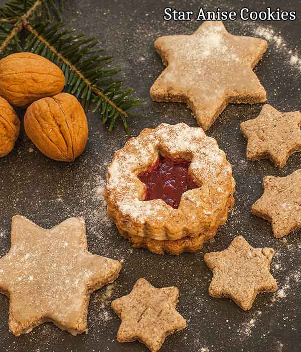 star anise cookies recipe