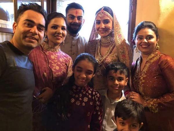 Virushka's Stunning Bridal Looks