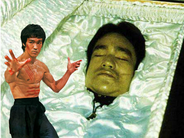 The Mystery About Bruce Lee's Death; Revealed! - Boldsky.com