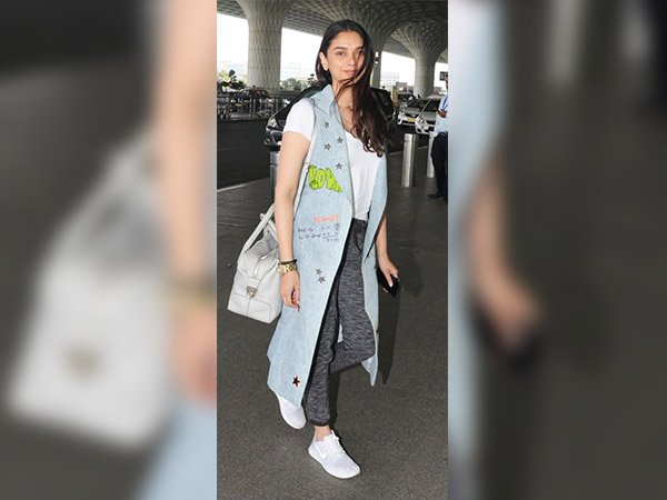 Aditi Rao Hydari Carries Pumping Hearts In A Cool & Sassy Way