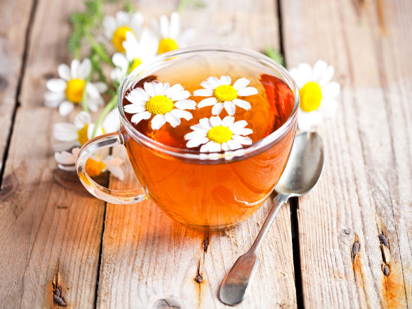 How To Use  Use Chamomile Tea For Better Skin