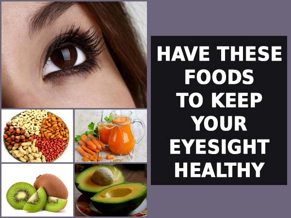 food for eye health
