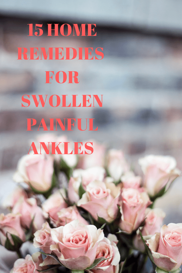 remedy for swollen painful ankles