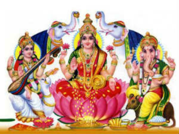 Best Laxmi Mantras That Are Suited For Each Zodiac Sign - Boldsky com