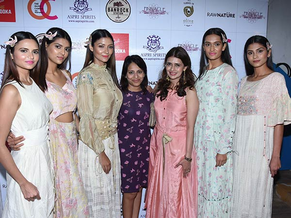 shruti sancheti launched her pret line fleur collection