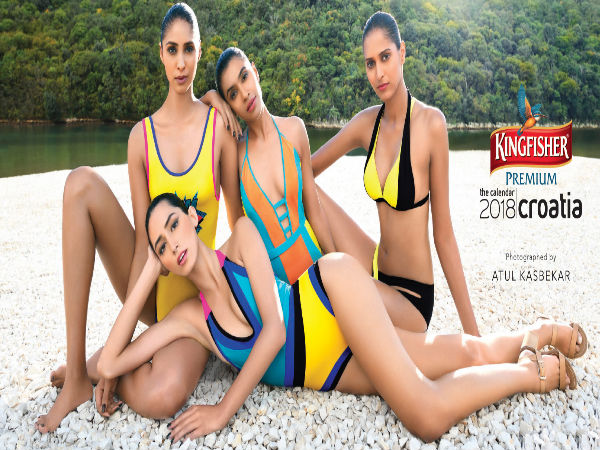 kingfisher calender 2018 decoded