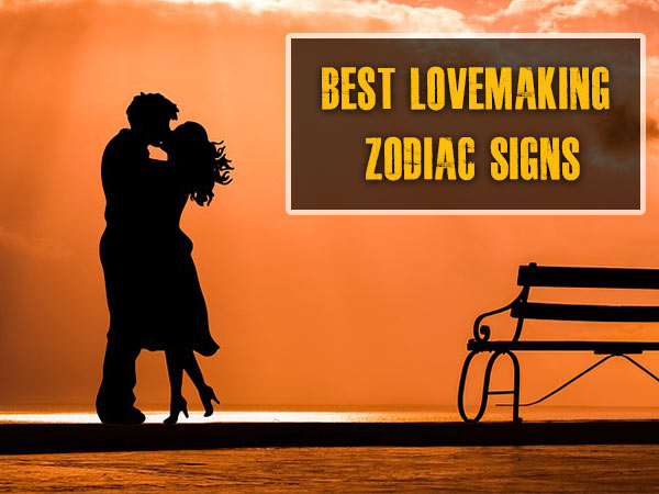 6 Zodiac Signs That Have The Most Sex