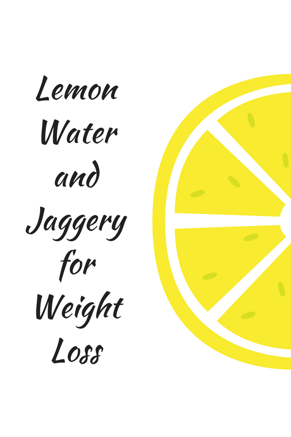 Lemon Water And Jaggery For Weight Loss: An Easy Fitness