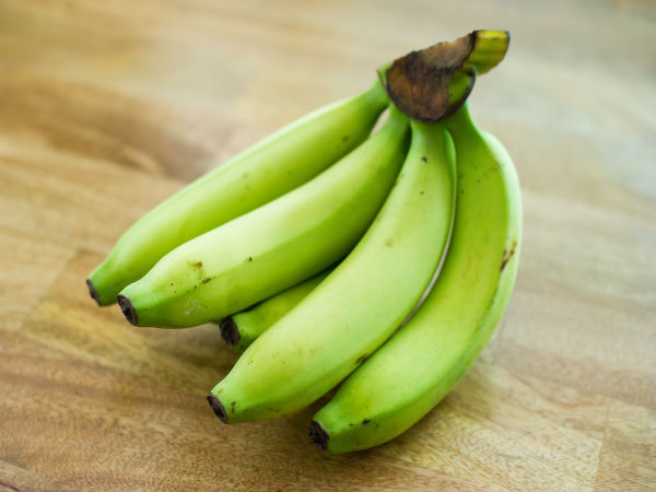 Top 10 Wonderful Health Benefits Of Green Bananas