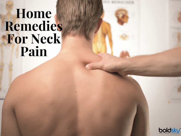 Top 11 Home Remedies For Neck Pain To Ease Pain Naturally