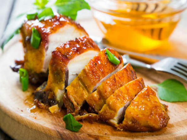 health benefits of skinless chicken breast