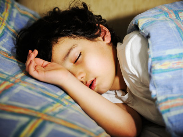 how to fall asleep for kids