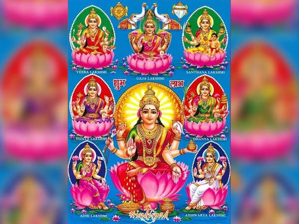Best Laxmi Mantras That Are Suited For Each Zodiac Sign