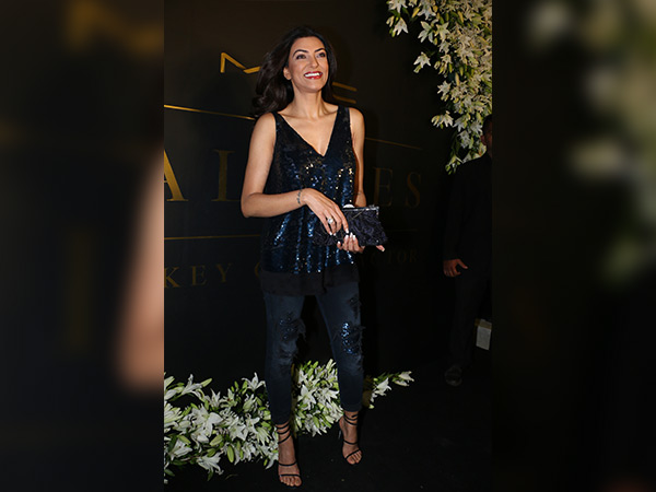 Divas And Dappers Who Slayed At Mickey Contractor's MAC Party