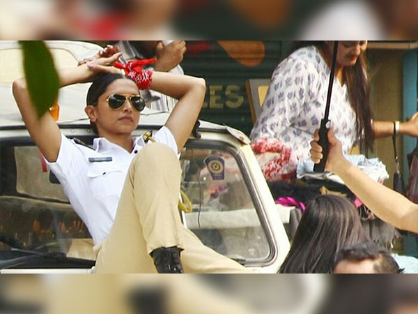 After The Royal Padmaavat's Avatar, Deepika Padukone Dons A Badass Cop's Avatar