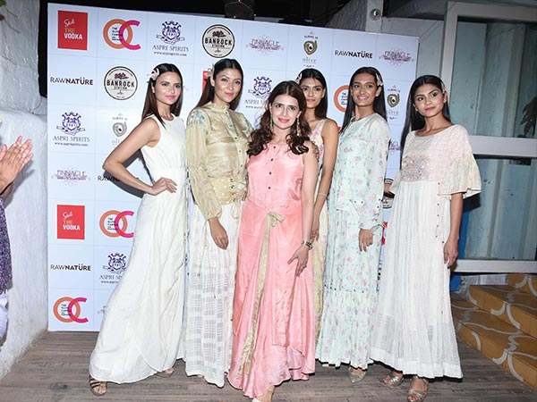 Summer Silhouttes Ruled Designer Shruti Sancheti's Latest Pret Line Fleur Collection Launch