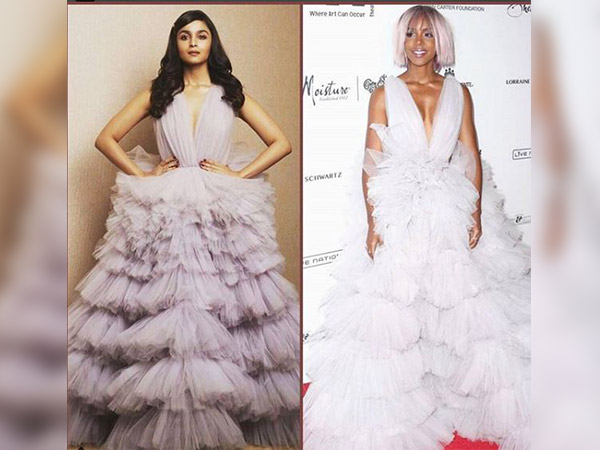 Alia Bhatt Copied Kelly Rowland At The Filmfare Awards 2018; Who Looked Better?