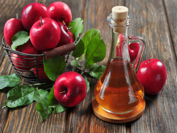 how to use apple cider vinegar to get rid of whiteheads