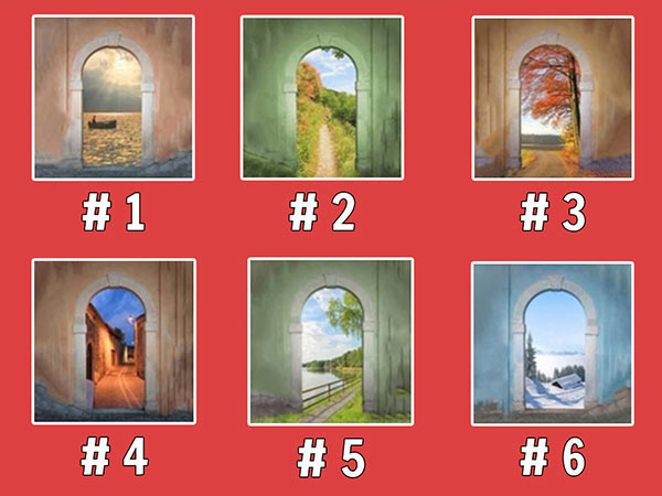 Personality Test: Pick A Door & Know What's The Hidden Meaning Of It