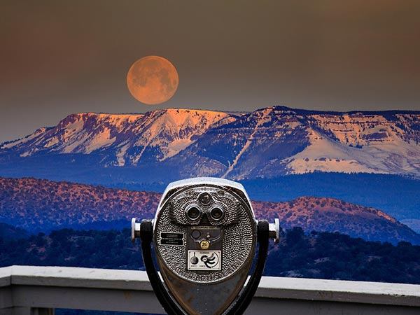 How To See The Supermoon From Across The Globe?