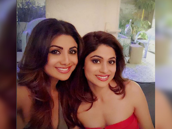 shamita shetty birthday party