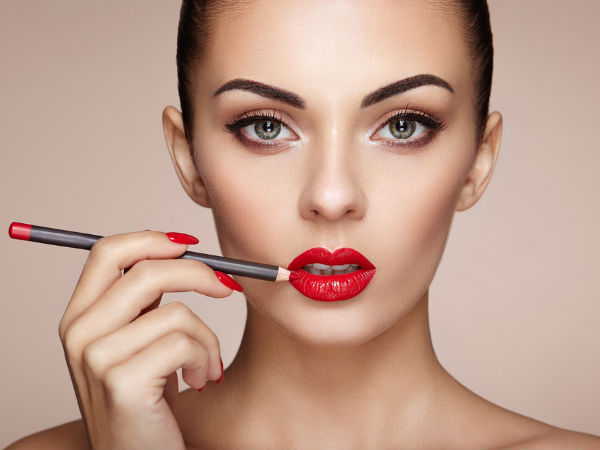 makeup tips for different lip shapes