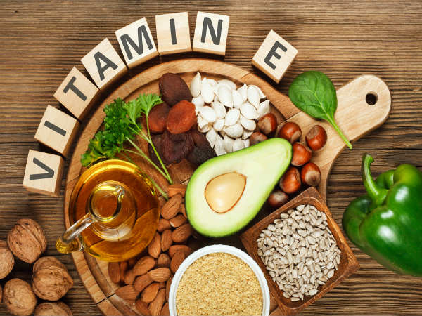 10 Foods That Are Rich In Vitamin E That You Need To Include In Your Diet - Boldsky.com