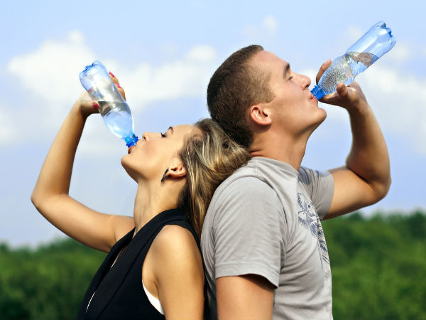 drinking water can help you lose weight