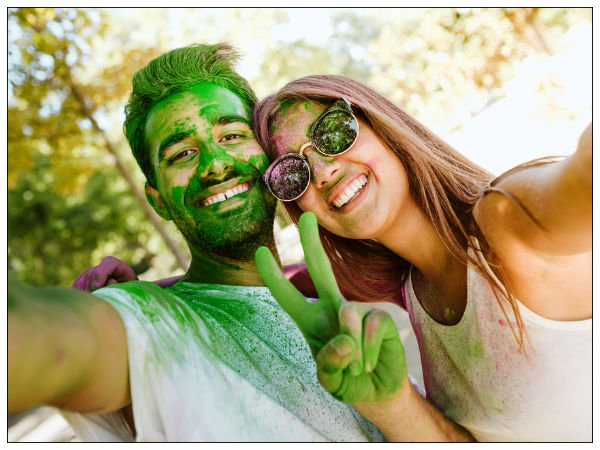 skin care tips before an after holi