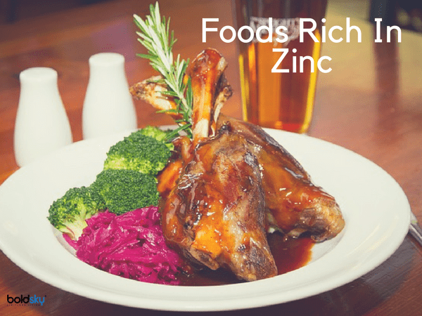 14 Foods Rich In Zinc For Good Health