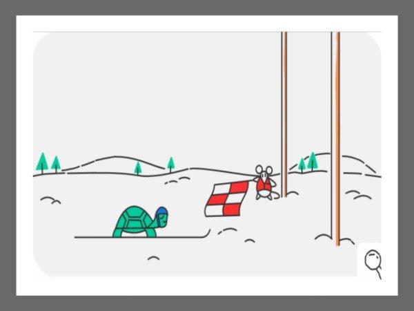 Google Doodle Celebrates Day 10 Of The Pyeongchang Winter Olympics
