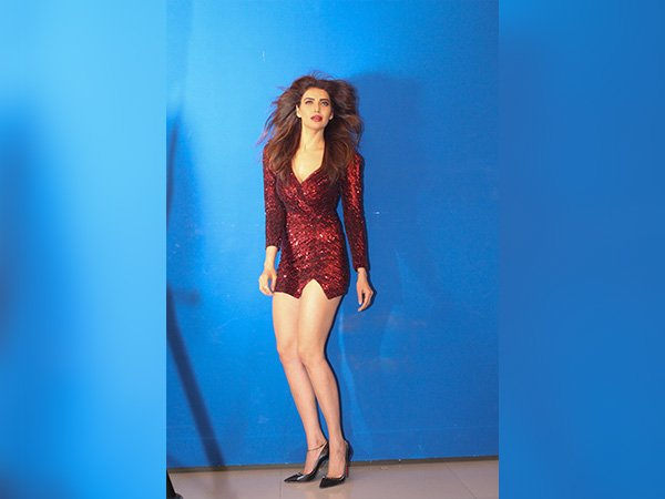 Karishma Tanna Can Blow Your Minds Off With Her Party-wear Photo Shoot