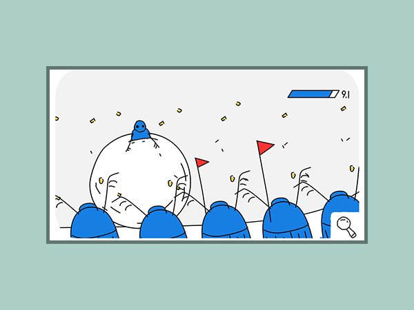 Google Doodle Celebrates Day 11 Of The Winter Olympics