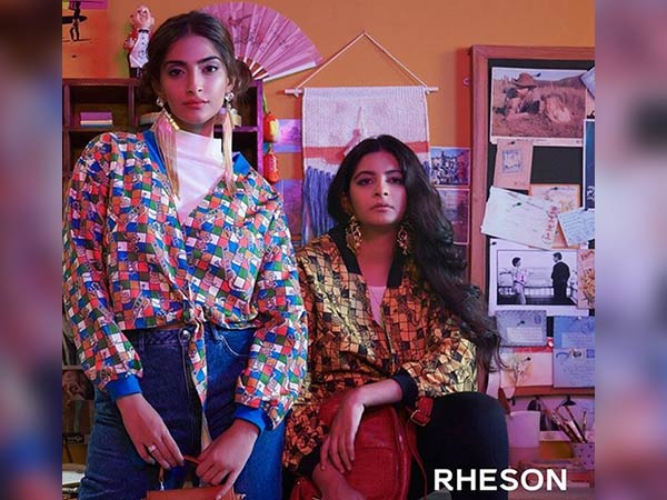 Sonam Kapoor And Rhea Kapoor Look Stunning In Rheson's Latest 80s Fashion Campaign