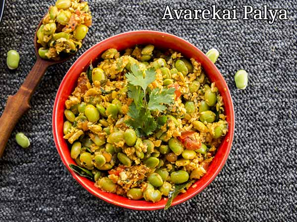 How To Make Avarekai Palya At Home