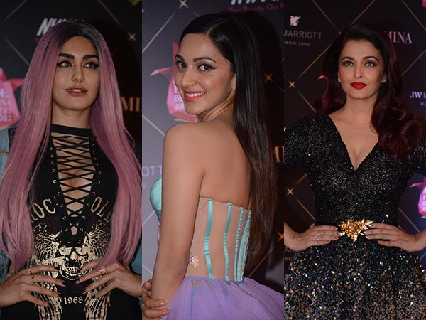 Aishwarya's Royal Look To Adah's Superhero Avatar; Best From The Nykaa Femina Beauty Awards